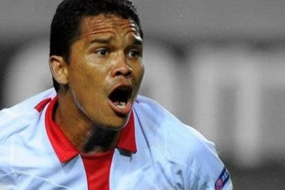 """Bacca se despide del Sevilla: """"Estoy triste, es un club muy especial"""""""