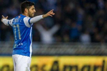 Rechaza ofertones de la Premier y la Bundesliga por la Real Sociedad