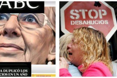 La juez Carmena alardeó de haber duplicado los desahucios en Madrid