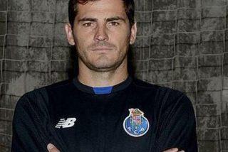 Casillas desvela las razones por las que fichó por el Oporto