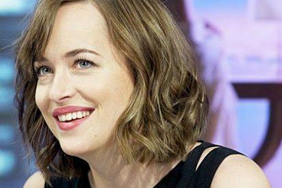 Dakota Johnson ofrece la entrevista más sosa e incómoda de la historia de 'El Hormiguero'