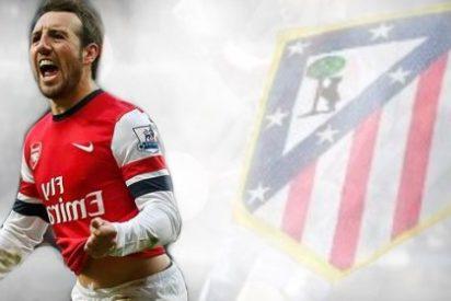 Hablan de un trueque entre Atlético y Arsenal