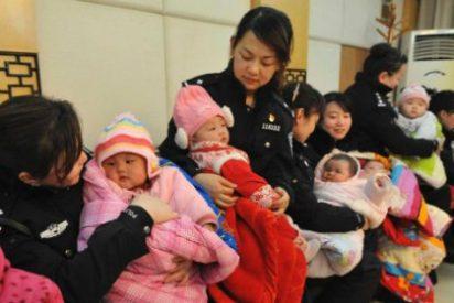 Una empresa china multará a las empleadas que se queden embarazadas sin permiso
