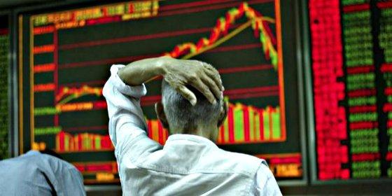 La bolsa china se hunde otro 5,9% y acumula pérdidas del 29%