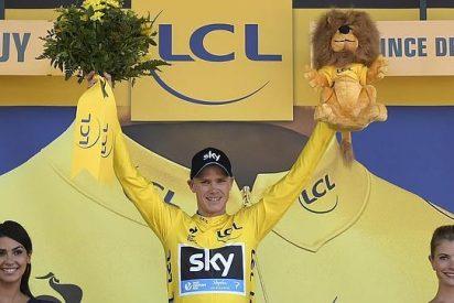 Los cinco golpes maestros con los que el 'canibal' Froome ganó el Tour de Francia