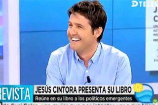 """Surrealista entrevista al defenestrado Jesús Cintora en Mediaset: """"¿Cuándo vuelves a la tele?"""""""