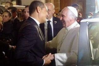 Correa y Francisco escenifican su alianza para la construcción de una nueva Latinoamérica