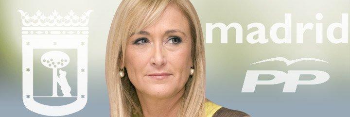 Cristina Cifuentes marca el terreno a Ciudadanos y gana tiempo en Telemadrid