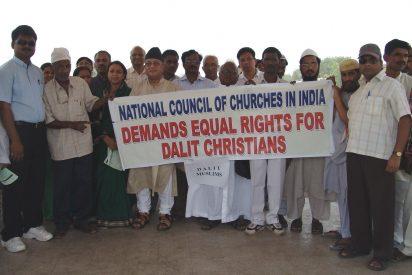 Los Dalit cristianos denuncian que la Iglesia los discrimina