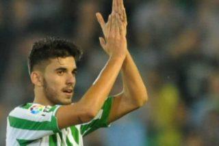 ¡El jugador del Betis empezó en el Sevilla!