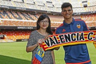 El Valencia tendrá que pagar 15 millones de euros por su fichaje