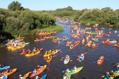 VIII Descenso del Río Alagón