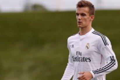 El Rayo cierra un fichaje en el Real Madrid