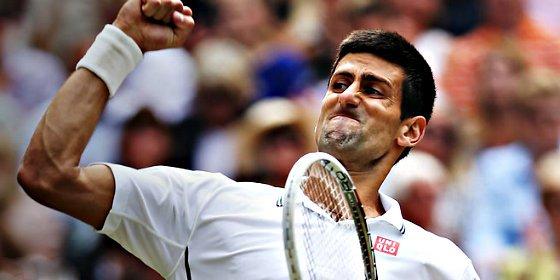 """Roger Federer: """"Djokovic ha jugado genial, como lo ha hecho los últimos años"""""""