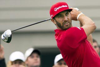 Open Británico de Golf: Dustin Johnson se recupera del fiasco del Open USA