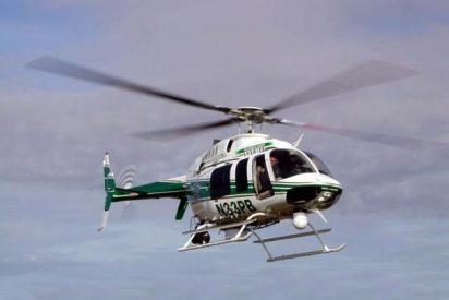 Lérida: dos hombres mueren tras estrellarse un helicóptero
