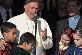 """El Papa cansado: """"Ya no puedo más"""""""