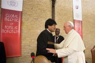 """Chile pide al Papa que convenza a Bolivia de """"cesar en su agresividad"""""""