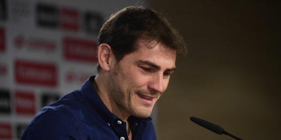 """Iker Casillas: """"Cada vez tengo más claro que he tomado la decisión correcta"""""""