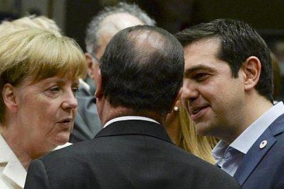 """Grecia y los líderes del euro llegan a un acuerdo """"unánime"""" tras largas negociaciones"""