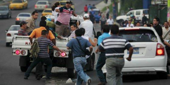 El paro que demuestra el poder letal de las terribles maras en El Salvador