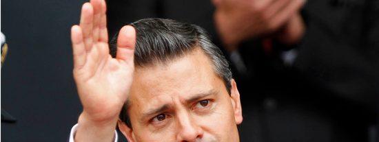 Peña Nieto da la cara y asume la responsabilidad por la fuga de 'El Chapo'