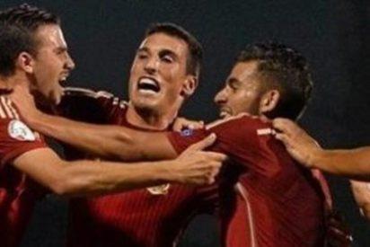 España se gusta ante Rusia y conquista el Europeo Sub 19 (2-0)