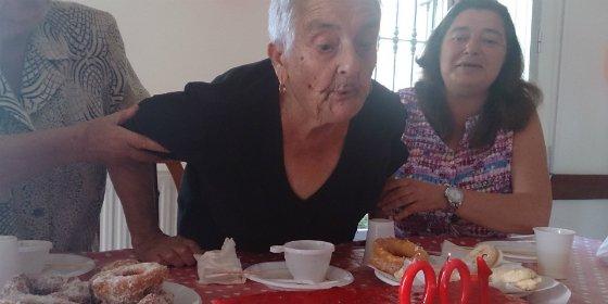 Orellana, pueblo de centenarios