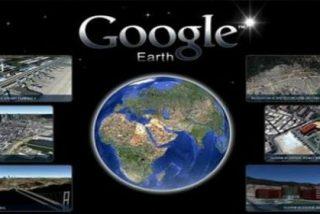 Los descubrimientos más increíbles de los 10 años de Google Earth: desde desnudos hasta esvásticas y ovnis