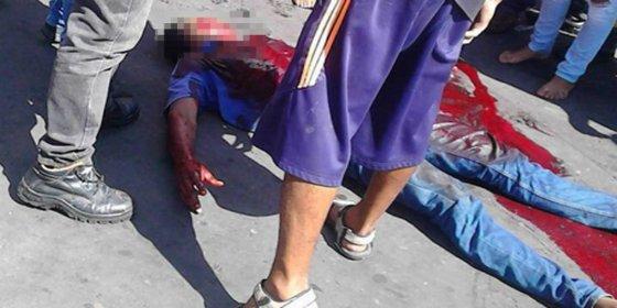 Hambre y saqueos en la Venezuela chavista: La Guardia Nacional de Maduro asesina a 'Gustavito'