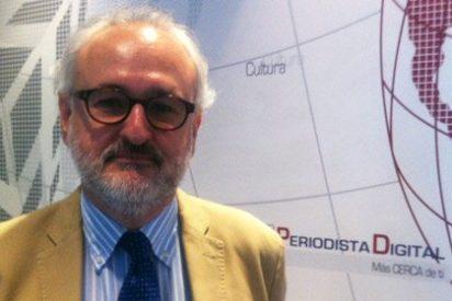 """Florentino Portero: """"Los griegos deben reconocer que llevan mintiendo años, que no han jugado limpio"""""""