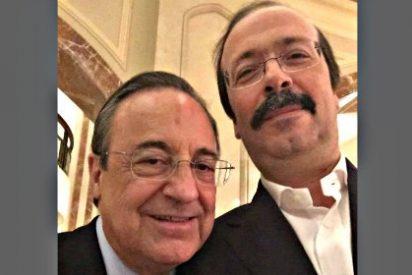 Las 'inconfesables' charletas privadas de Florentino Pérez sobre Sergio Ramos y David de Gea