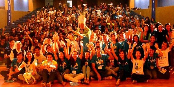 Foro mundial de jóvenes estudiantes católicos