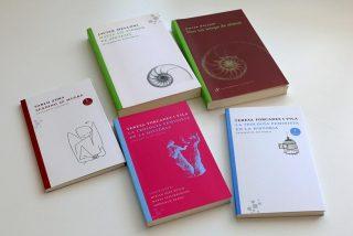 Aparecen traducciones al italiano y al portugués de libros de Fragmenta
