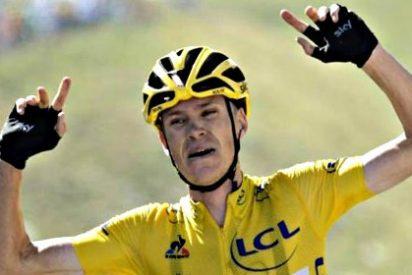 Un caníbal llamado Chris Froome pone patas arriba el Tour de Francia