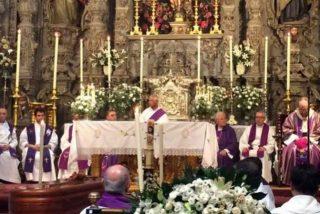 """Asenjo compara la muerte """"inesperada y violenta"""" de Carlos Martínez con la de Cristo"""