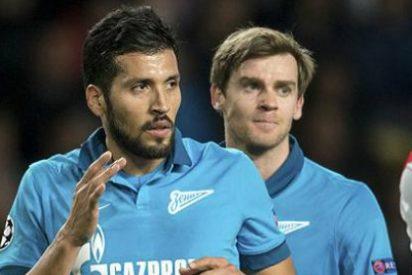 El Valencia podría tener atado a Garay
