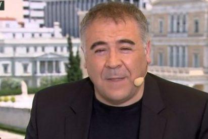 """García Ferreras, emocionado con Syriza: """"En Grecia se ha impuesto el corazón y la dignidad al bolsillo"""""""