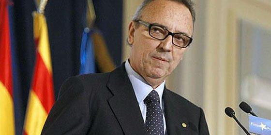 "Joan Gaspart: ""Florentino Pérez es un cero como presidente"""
