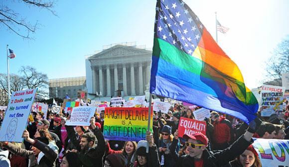 La Iglesia episcopal estadounidense casará a parejas homosexuales