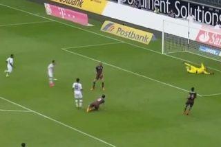 Al 'santo' Iker Casillas le endosan el primer gol en la portería del Oporto