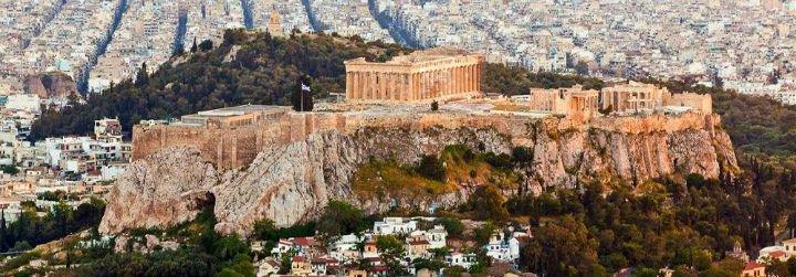 El pueblo griego sigue defendiendo sus Termópilas