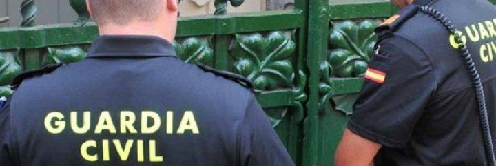 Los guardias civiles en Extremadura muestran su malestar por expedientes disciplinarios