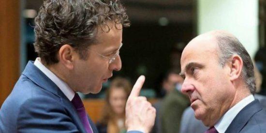 Guindos y Rajoy, derrotados en la votación por la presidencia del Eurogrupo