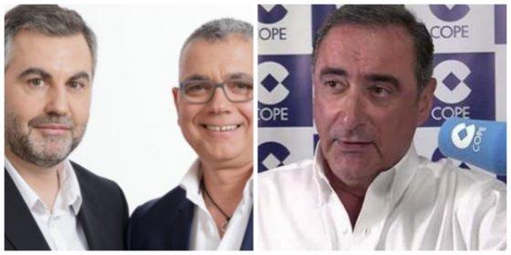 EGM: Satisfacción en Onda Cero: Alsina y Lucas resisten a la salida de Herrera