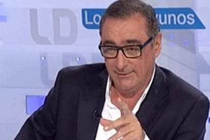 """Carlos Herrera tilda de """"tics de dictadorzuelos"""" las patochadas de Carmena y su equipo"""