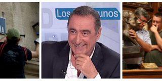 """Carlos Herrera: """"Los que votaron a las Carmenas y las Colaus están encantados con que se dediquen a las mamarrachadas"""""""
