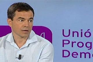 Andrés Herzog, nuevo líder de UPyD: