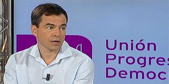 """Andrés Herzog, nuevo líder de UPyD: """"Tenemos que recuperar el espíritu de los inicios"""""""