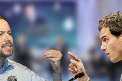 ¿Cuánto tiempo es para Pablo Iglesias 'más pronto que tarde' para debatir con Albert Rivera?